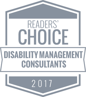 Disability Management Consultants Badge for 2017