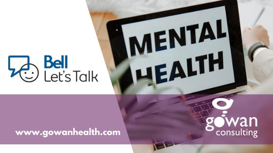 Bell Let's Talk Day: Starting the Conversation Around Mental Health